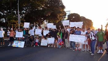 Manifestação DF
