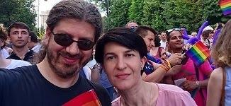Ministrul Gay Pride, Violeta Alexandru este propusă de Ludovic Orban în noul guvern...