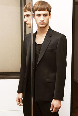 H&M y Versace hombre