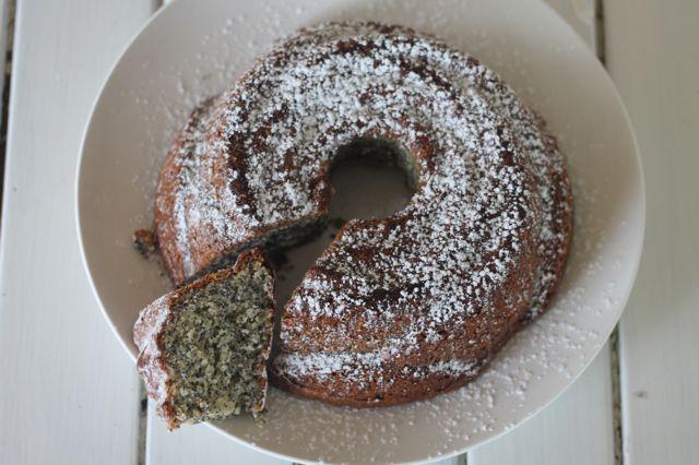 Kugelhopf Bundt Cake Recipe