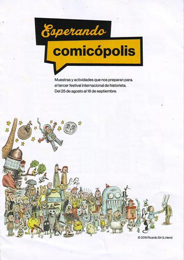 [EVENTO] Comicopolis 2015 - 17 al 20 de Septiembre - Página 3 ESCO