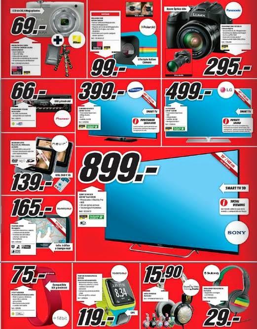 Electrónica de Consumo Media Markt 1-2015