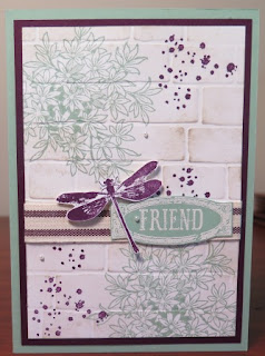 Birthday card zena kennedy independent stampin up demonstrator