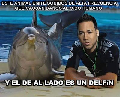 Meme de humor : Romeo Santos