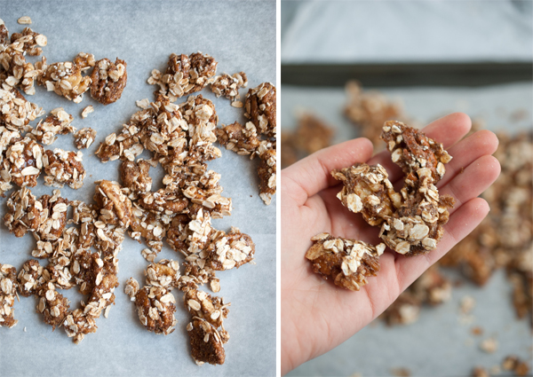 granola nut clusters
