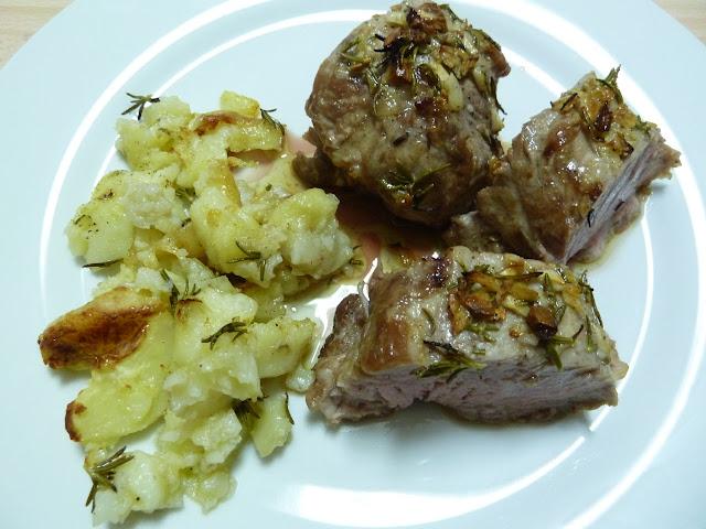 La cocina de sariqui solomillo ib rico al horno for Solomillo al horno facil y rapido