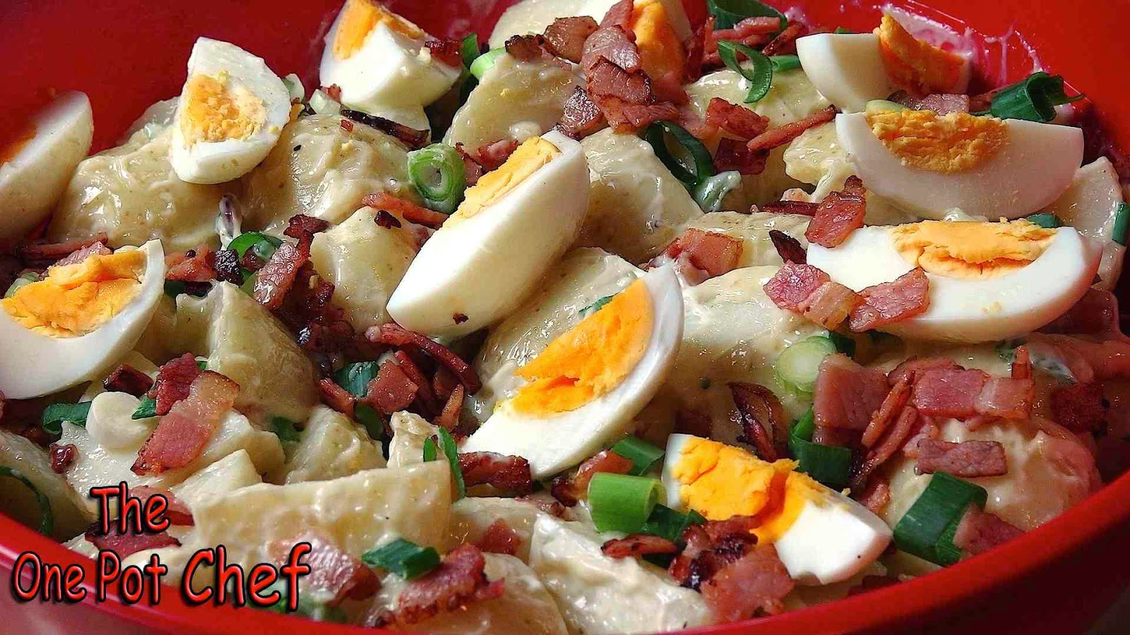 bacon egg and tarragon dressing recipes potato salad with bacon egg ...