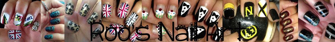 Roo's nail art