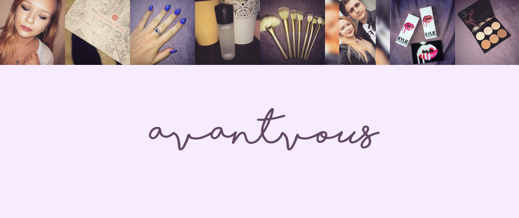 AVANTVOUS - Irish Beauty Blog - Beauty | Makeup | Reviews