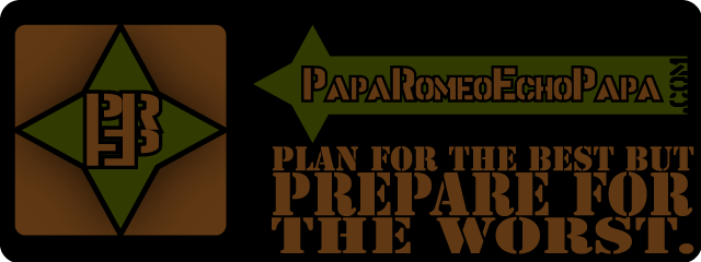 Papa Romeo Echo Papa (P.R.E.P): A Disaster Preparedness Site