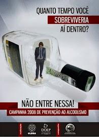 CAMPANHA PELO MUNDO: NÃO AO ALCOOL