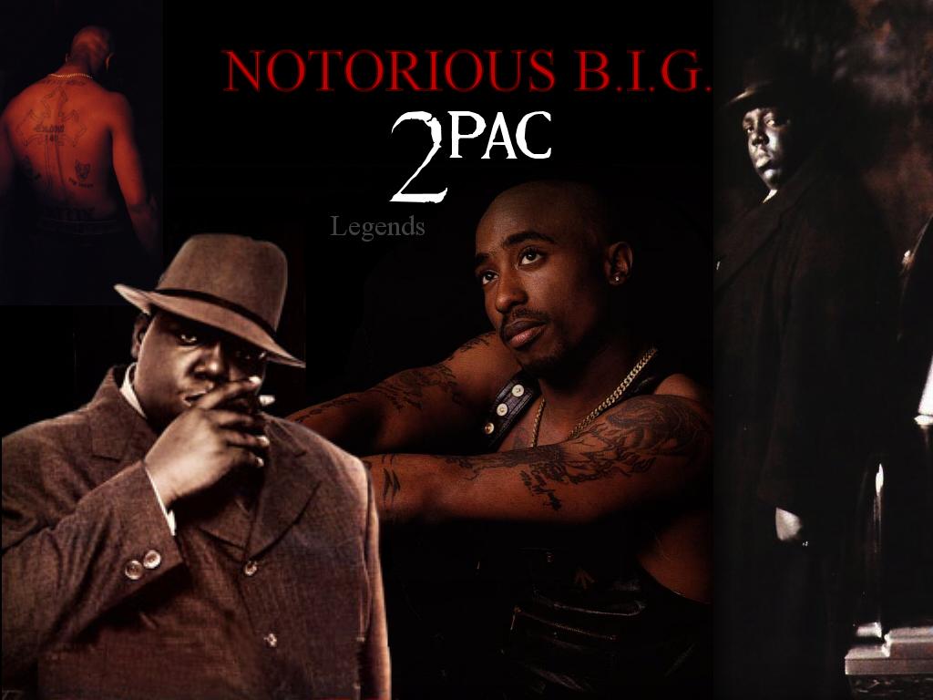 Tupac Biggie Wallpaper