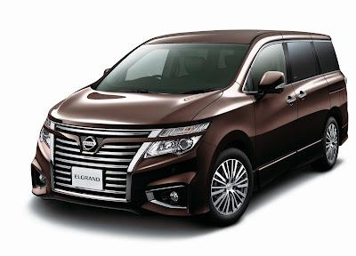 Harga Mobil Nissan Elgrand Dan Spesifikasi