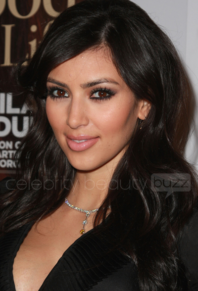 Makeup Tips From Kim Kardashian