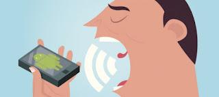 Como ter a voz do google voz do narrador