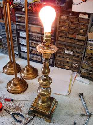 Lamp Parts And Repair