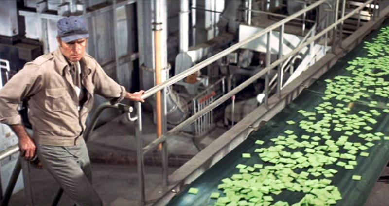 Au cinéclub: Soleil Vert de Richard Fleischer