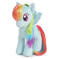 "Rainbow Dash 6.5"" Aurora Plush"