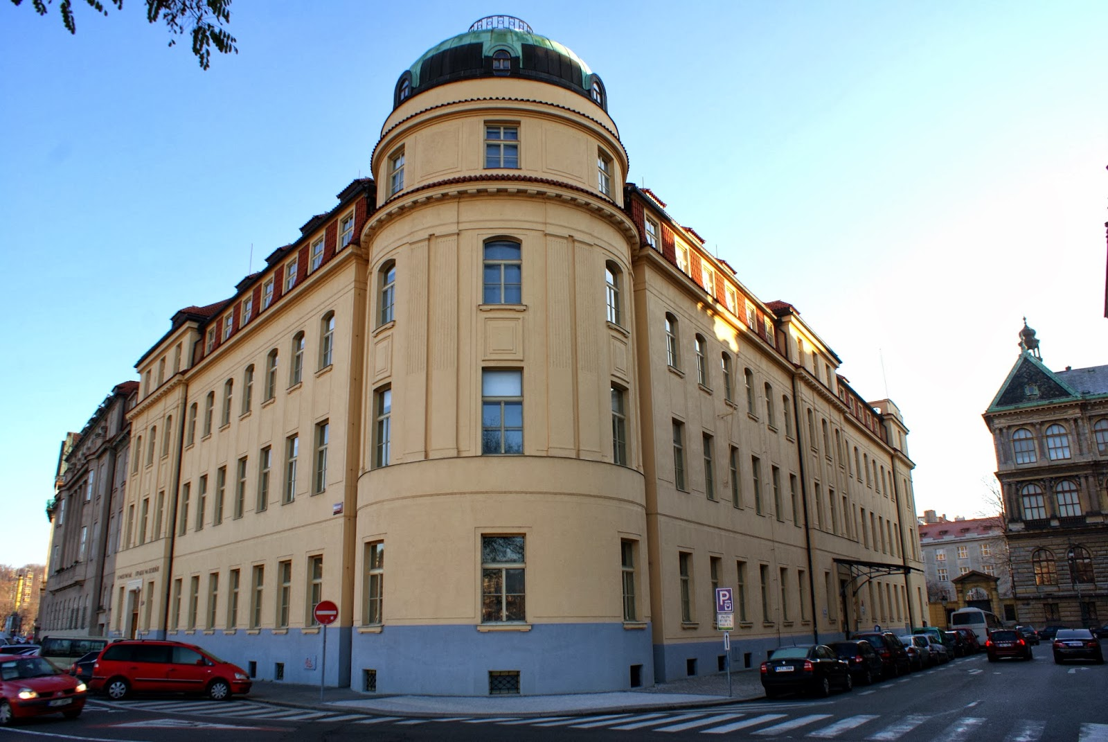 State Conservatory Prague