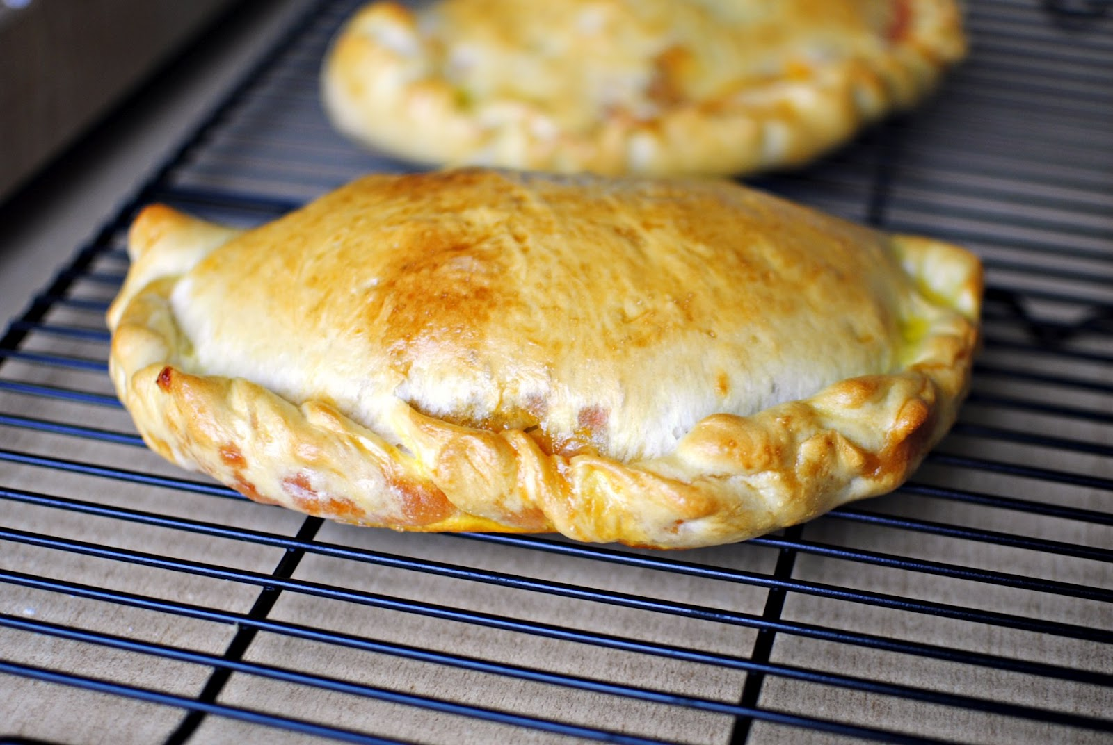 Simply Scratch Homemade Pizza Calzones - Simply Scratch