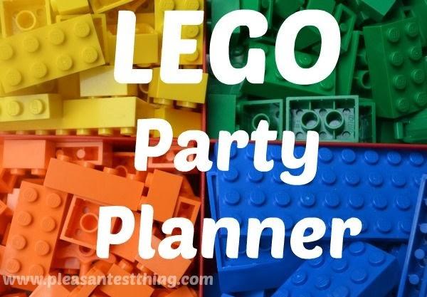 idee festa a tema lego