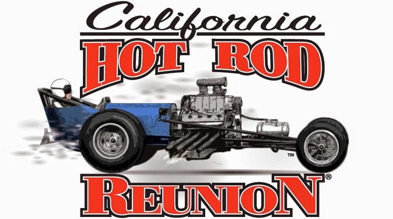 23rd Annual California Hot Rod Reunion