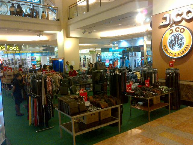 Blog E Matahari Department Store Regional JACKS 2 Juli 2012