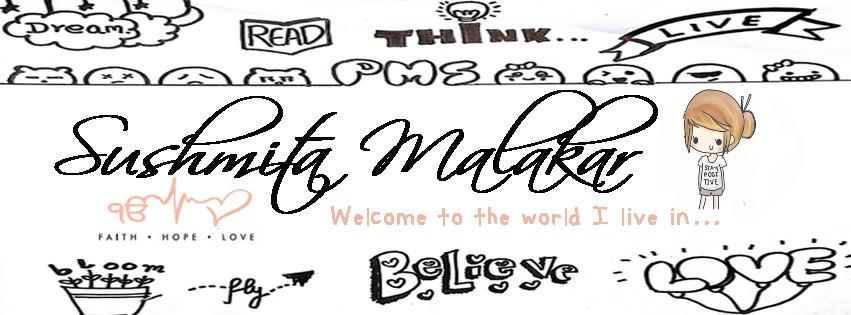 Sushmita Malakar Blog