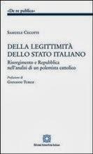 """Il libro consigliato dall'A.L.T.A. : """"Della legittimità dello Stato italiano"""""""