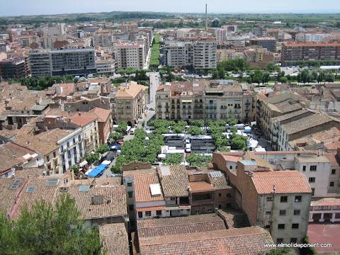 Plaza Mercadal de Balaguer