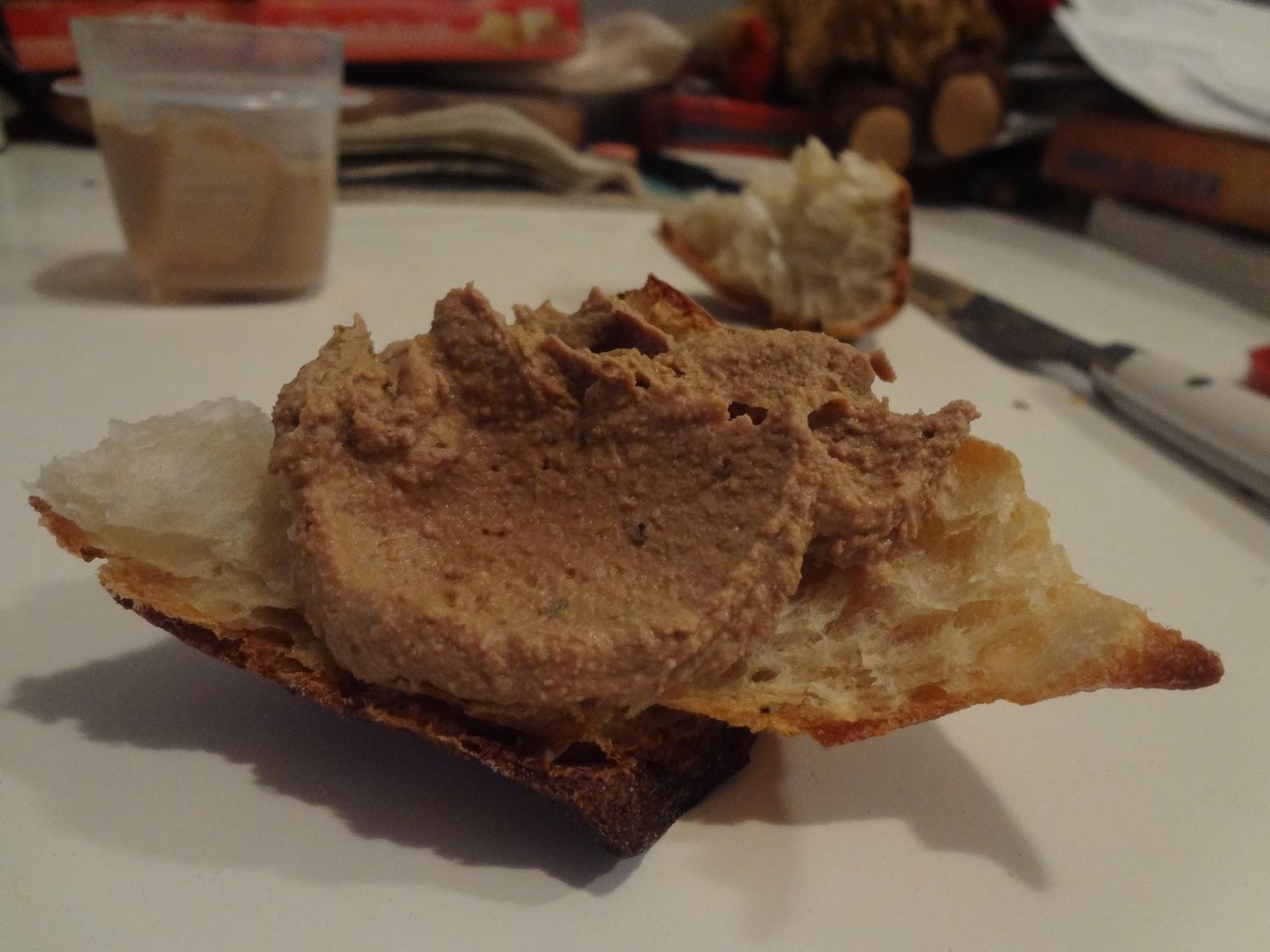 poupette in the kitchen chicken liver pate mousse de foies de volaille