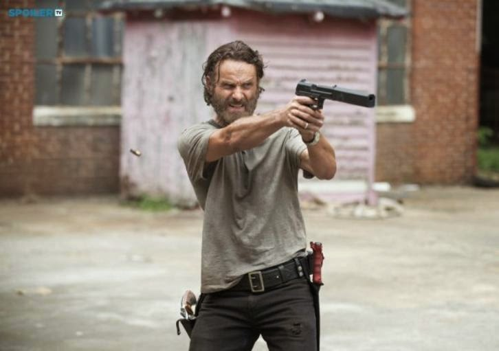 The Walking Dead - Crossed - Advance Preview