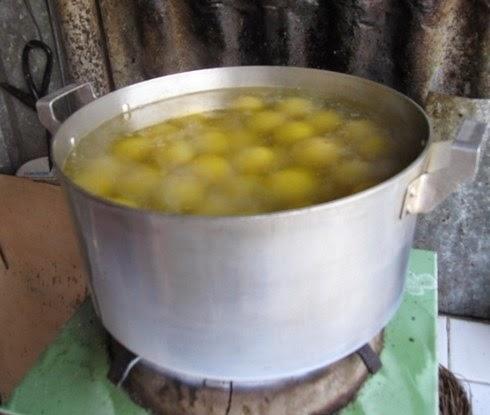 Cách làm nước chanh muối ngon dễ ngâm để lâu 3