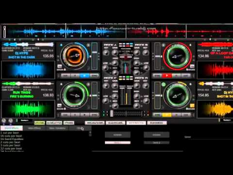 virtual dj pro is a a single n usually most appropriate dj software