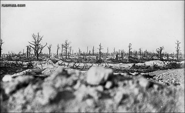 Rusmea Primeira Guerra Mundial Em Fotos A Frente Ocidental 100