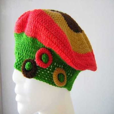 bayan bere modelleri 7  Bere Şapka Atkı Modelleri Örnekleri