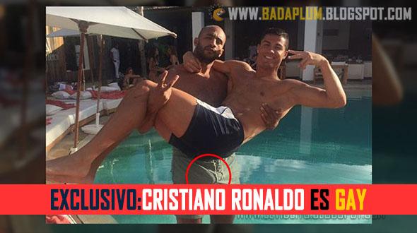 Es cristiano ronaldo gay