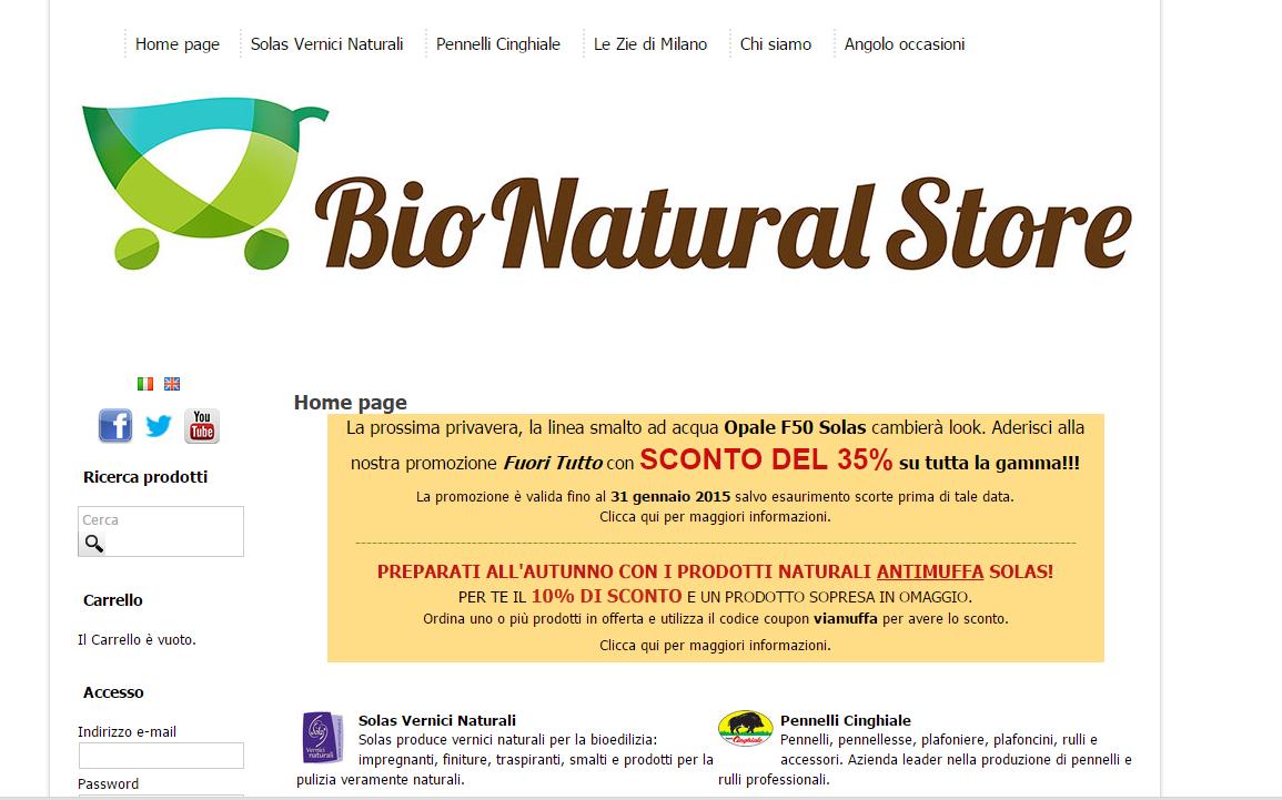 Bionaturalstore