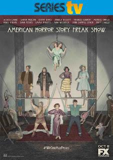 American Horror Story: Freak Show [2014] [Ingles.Sub.Lat] [DVDR/Custom]