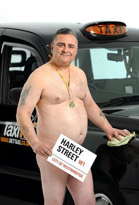 taxi driver daddies - gay chubby