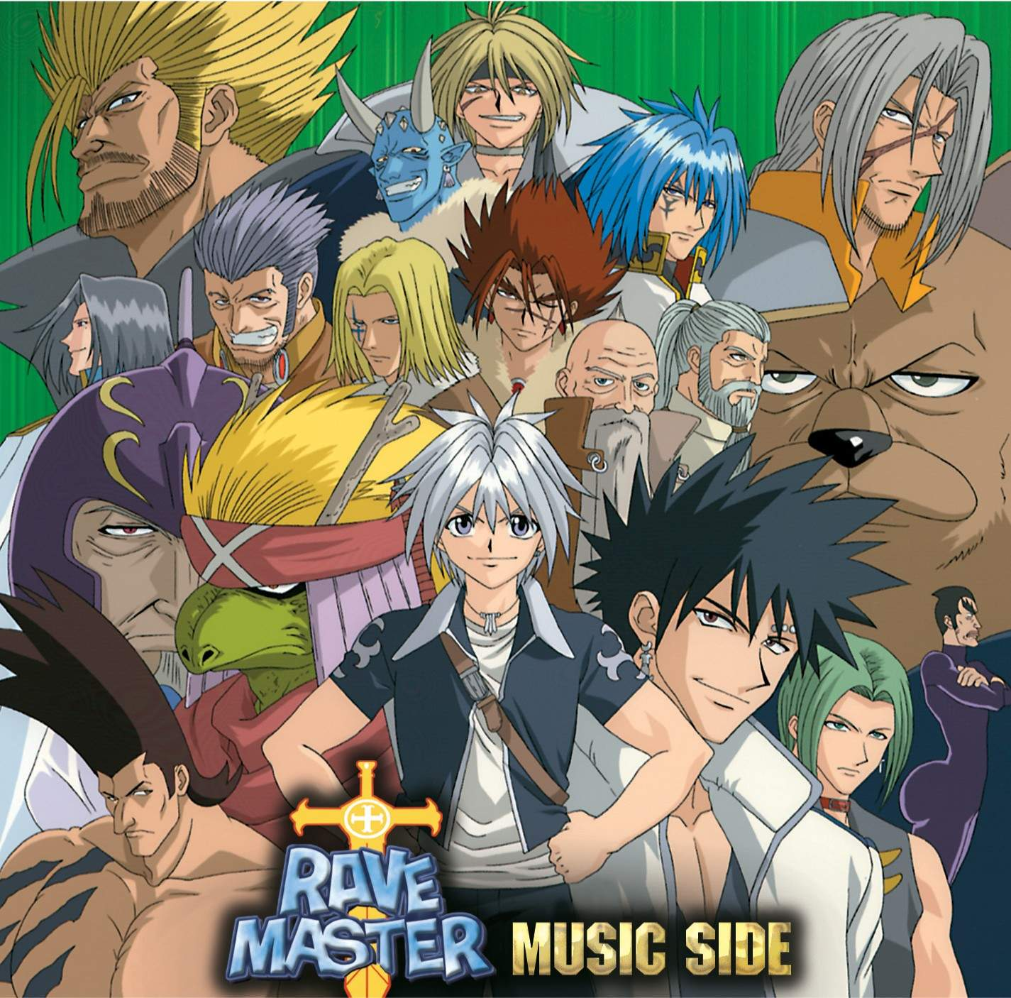 Download video / Anime Rave Master Bahasa Indonesia