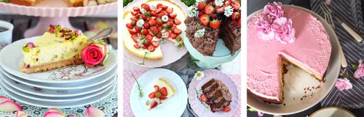 Kuchen zum Muttertag