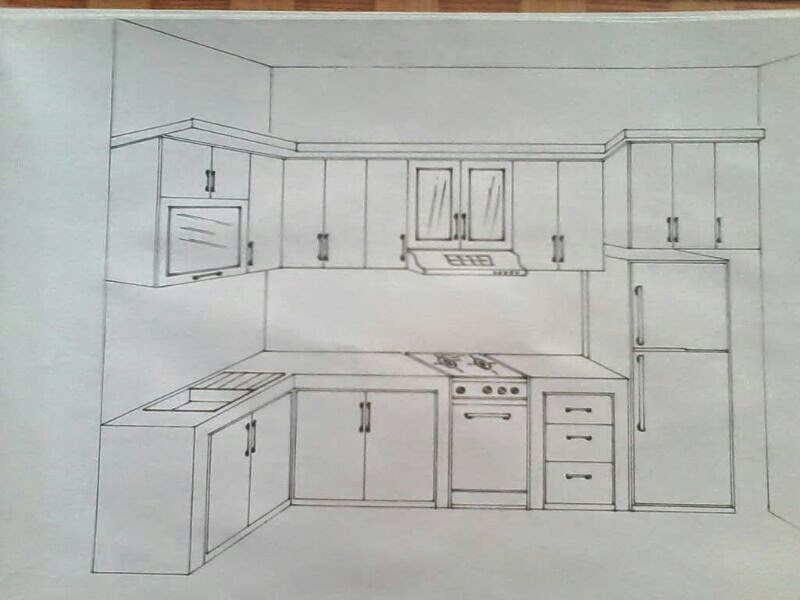 Jasa kitchen set bekasi murah for Kitchen set bagus