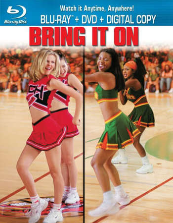 Poster Of Bring It On 2000 English 300MB   Free Download Watch Online