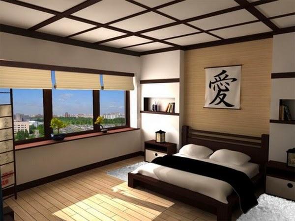 Decoraci n japonesa - Habitaciones estilo japones ...
