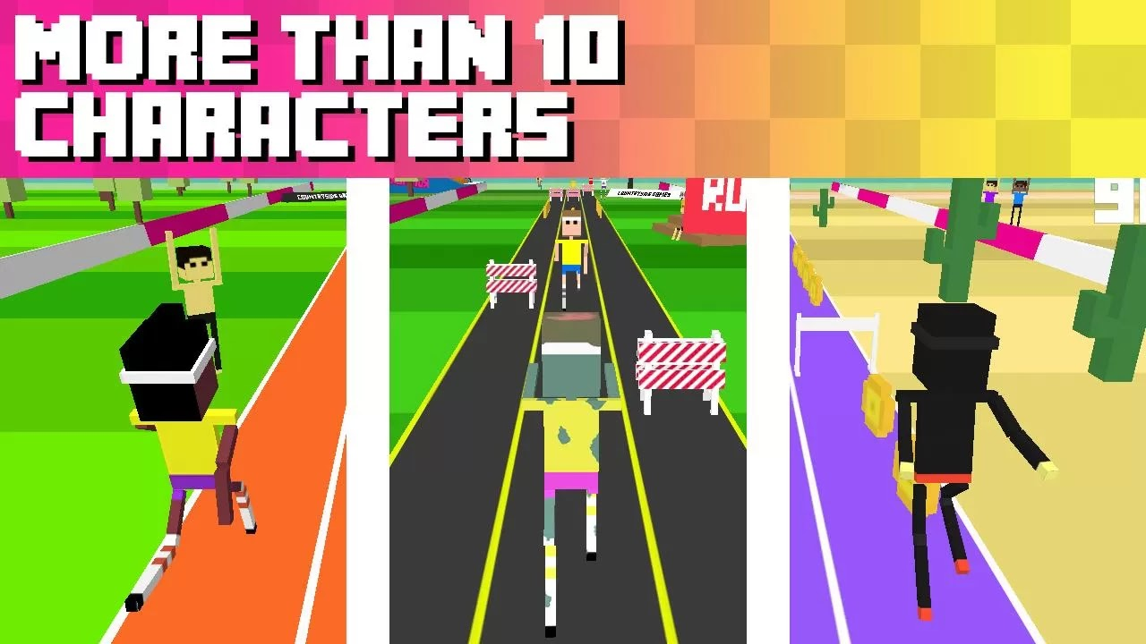 Retro Runners v1.1.2