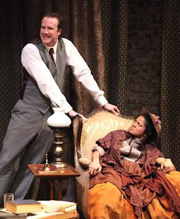 Higgins with Eliza