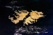 . en Islas Malvinas a 100 kilómetros de la base militar Mount Passant. islas