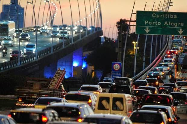 Mobilidade Urbana: O dilema da sociedade moderna. 