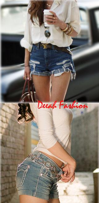 Trend Celana Hot Pants 2013
